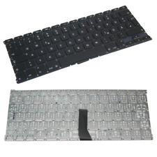 Orig Tastatur Deutsch QWERTZ  für Apple Macbook Air 2011 bis 2015 A1369 A1466