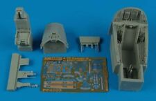 Aires 1/48 A-7E Corsair II cockpit set (early version) for Hobby Boss kit # 4502