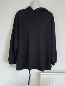 Ladies Fleece Lined Hooded Jacket By Primark. Size S (8/10). Worn once