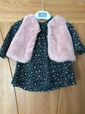 0-3 months girls bundle 6 Outfits