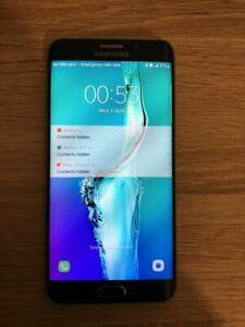SAMSUNG GALAXY S6 EDGE, BLACK 32GB, UNLOCKED