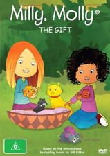 E46 BRAND NEW SEALED Milly Molly - The Gift (DVD, 2008)