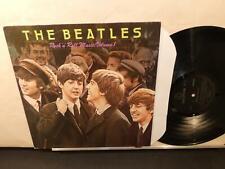 The Beatles: Rock 'n' Roll Music Volume 1 (VG++ 1980 Belgium Parlophone LP)
