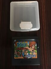 Asterix And The Secret Mission Sur Game Gear SEGA