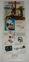1973 SCHWINN accessories ad ~ PROTECT YOUR BIKE