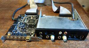 Creative Labs SB0090 Son Blaster Audigy SB1394 Core Eax Advanced HD + Rack