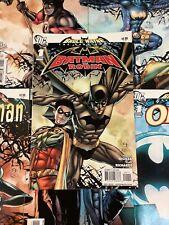 BATMAN BRUCE WAYNE THE ROAD HOME #1 BATGIRL CATWOMAN ROBIN 7ISSUE Comic Book LOT