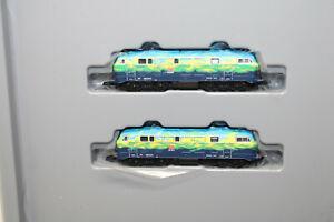 Märklin 88789 Double Pack Diesel Locomotive Br 218 Tourismuszug Z Gauge Boxed