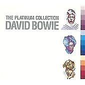 David Bowie - The Platinum Collection - 3 CD Box Set (2005)