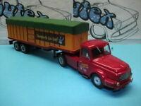 Truck camión camion camião  Willème LC 610 T França-1952 Ixo/Altaya 1:43