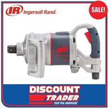 "Ingersoll Rand 1"" Drive Light Weight D-handle Impact Wrench 2850nm - 2850MAX"