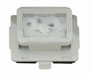 FITS MERCEDES C E CLS SLK 2002-2011 LICENSE PLATE LIGHT REAR LAMP NEW