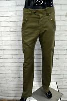 Pantalone Jeans Uomo BELSTAFF Taglia 48 Pants Regular Fit Chino Man Herrenhose