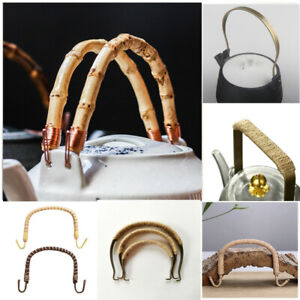 Teapot Kung Fu Tea Set Handle Home Kettle Replacement Parts Repair Accessories