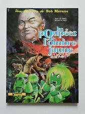 RE 1975 (très bel état) - Bob Morane 11 (les poupées de l'Ombre jaune) - Vance