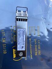 Genuine HPE 10Gb SFP+ SR Transceiver 455885-B21 456096-001 Hp Warranty 1y GST