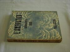 (Cremona e Maccari) L'antipatico almanacco per il 1959 1958 Vallecchi .