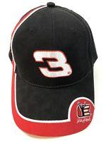 Vintage NASCAR Hat Black #3 Dale Earnhardt Winners Circle Racing Cap