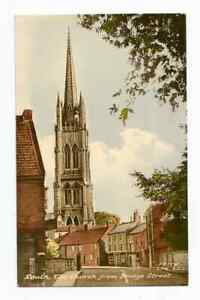 OLD POSTCARDS. Topographical, Lincolnshire, Louth.
