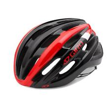 Giro Foray Road Cycle Helmet Bright Red / Black