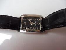 Schöne Armbanduhr__Edelstahl mit Lederband__Esprit___ !