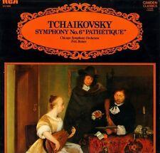 CCV 5024 FRITZ REINER/CSO tchaikovsky symphony no 6 pathetique LP PS EX/EX