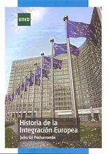 UNED Historia de la integración europea, eBook, 2011