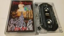 More details for dawn of decay - new hell 1998 cassetteswedish death metal vsp import. rare!