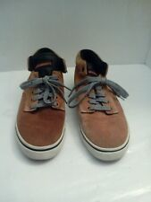 The Hundreds Brown Suede Ankle High Men's Shoes Size 9.5 Preowned