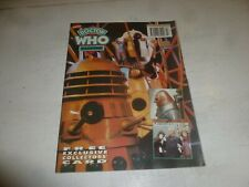 DOCTOR WHO Comic - Issue 208 - Dtae 19/01/1994 - UK Paper Comic