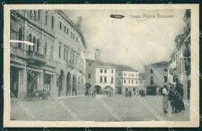Vicenza Lonigo ABRASA cartolina QT2466