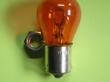 Turn Signal Light Bulb-Amber Lamp -  Eiko 1156A   QTY OF  2 BULBS    SB11