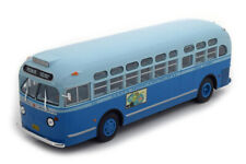 1/43 IXO GENERAL MOTORS TDH 3714 BUS SANTA MONICA MUNICIPAL 1955 w DR PEPPER AD