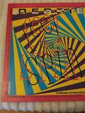 Feel the Spin [Single] [12 inch Vinyl Disc] by Debby Harry (Vinyl, Nov-1985, Ge…