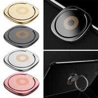Universal 360° Rotating Finger Ring Loop Bracket, Zinc Alloy Grip Phone Holder