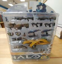 Halo Weapons Pack Halo Wars McFarlane Toys New Unopened