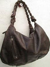 -AUTHENTIQUE sac à main  TED BENSON cuir  TBEG vintage bag