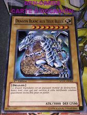 Occasion Carte Yu Gi Oh DRAGON BLANC AUX YEUX BLEUS SDDC-FR004