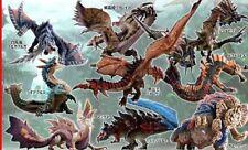 Monster Hunter Best Of vol 4 5 6 plus model