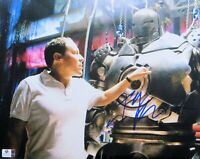 Jon Favreau Signed Autographed 11X14 Photo Iron Man Director Suit GV801631
