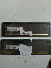 8 gb DDR3 desktop ram 2x4gb