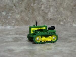 Ertl 1/64 John Deere Crawler Tracks Tractor Farm Toy