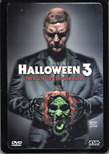Halloween 3 , Season of the Witch , 3D-Holocover Metalpak , uncut , NEW