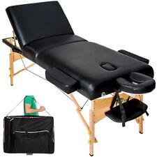 Tectake 400184 Table de Massage - Blanche