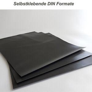 selbstklebende Eisenfolie Ferrofolie - roh FE400 - DIN Formate
