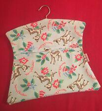 Cath Kidston Christmas Deer 🦌 Peg Bag **RARE**