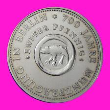 DDR, 1981, 10 Mark, Münze Berlin, stempelglanz, Superstück, Luxus