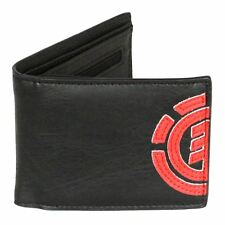 Element Wallet with CC, Note and Coin Pockets ~ Daily fire