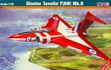 GLOSTER JAVELIN FAW MK 9 (RAF MARKINGS) #D44 1/72 MISTERCRAFT LIMITED EDITION