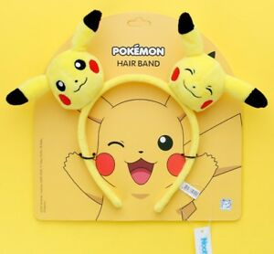 Pokemon Various Head Hair Band Accessories Party Kids Cosplay Anime Costume